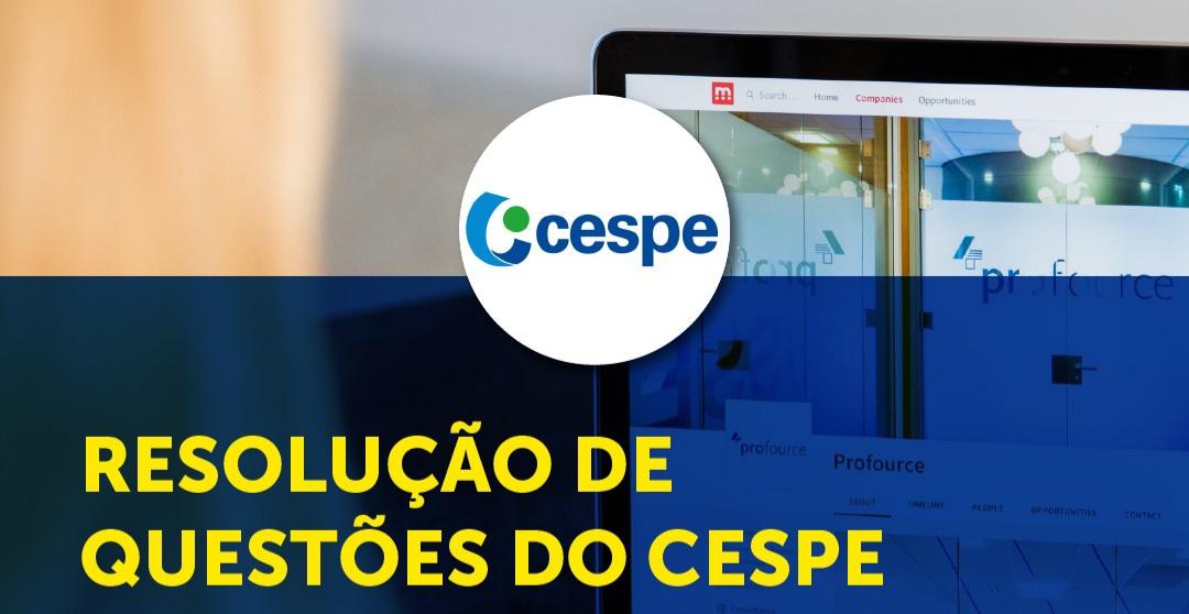 Curso para Resolução de questões de Português do CESPE + correção de redações